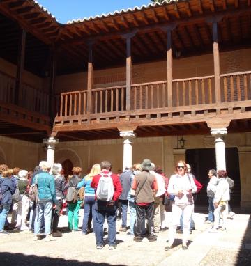 Rutas por la provincia de Ávila